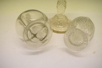 Lot 331 - Small quantity of cut glass, etc..
