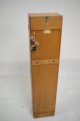 Lot 377 - Synchronome-type clock (no dial)