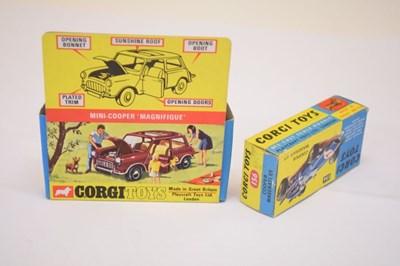 Lot Corgi Toys