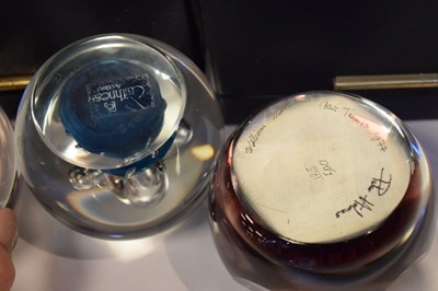 Lot 360 - Three Caithness Paperweights