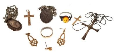 Lot 97 - Small quantity of jewellery
