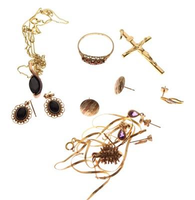Lot 96 - Small quantity of jewellery