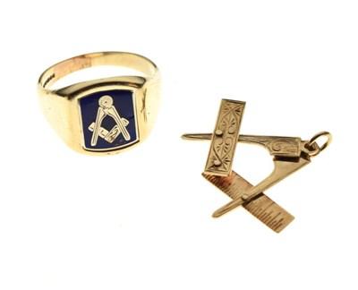 Lot 20 - Masonic Interest
