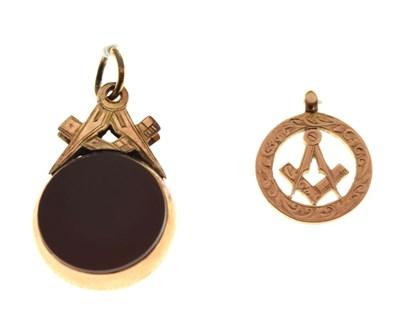 Lot 78 - Masonic Interest