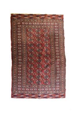 Lot 370 - Eastern Rug - Afghan/Beloch type
